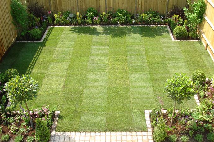 simple garden designs pictures landscaping ideas