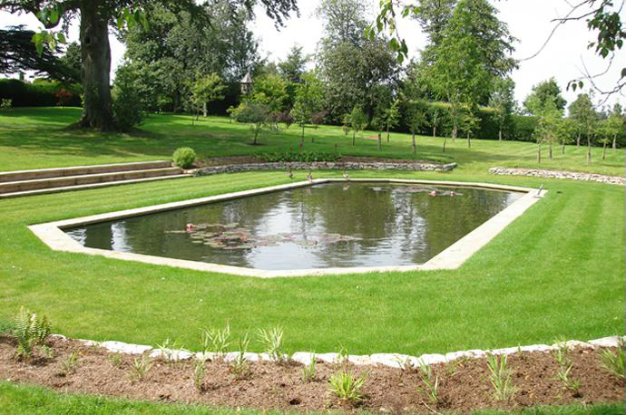Landscape Gardening, Winchester, Hampshire, Andover And Garden Maintenance  | Charlies Gardens
